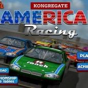 Игра Американские гонки
