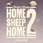 Игра Баранчик Шон и овечки в космосе
