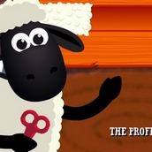 Баранчик Шон стрижет овечек