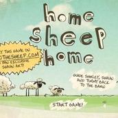 Игра Баранчик Шон и овечки 1