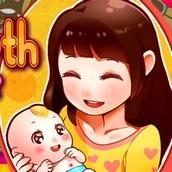 Игра Мама рожает