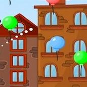 Игра Лопать шарики Бобом