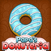 Игра Пончики папы Луи