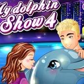 Выступает дельфин 4