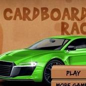 Игра Гонка на две машины