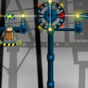 Игра Робот железной дороги