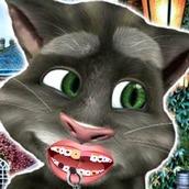 Игра Лечить зубы Тому