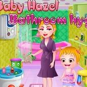 Игра Малышка Хейзел: гигиенические процедуры