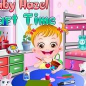 Игра Малышка Хейзел: время творчества