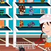 Игра Магазин с продуктами