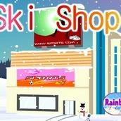 Игра Лыжный магазин