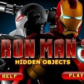 Игра Найди лишнее с железным человеком
