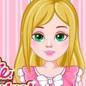Игра Ищем вшей у Барби