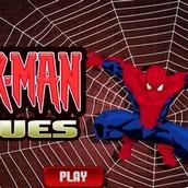 Игра Спасать детей Человеком Пауком