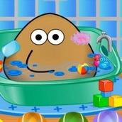 Игра Купание в ванной