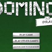 Игра Рисуем домино