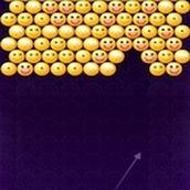 Игра Веселые шарики рожицы