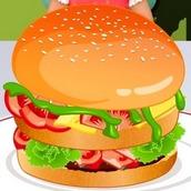 Игра Готовим гамбургер