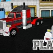 Игра Дальнобойщики 3Д