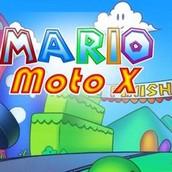 Игра Марио на мотоцикле 2