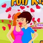 Игра Нежные поцелуи