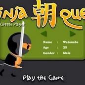 Игра Задание ниндзя