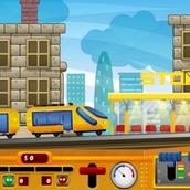 Игра Страсть к управлению поездом