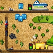 Управляющий товарным поездом