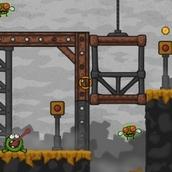 Игра Прикольная жаба
