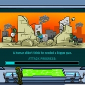Игра Всемирная корпорация зомби