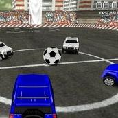 3д футбол на джипах