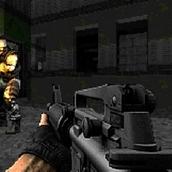 Игра Стрелялка супер-сержанта 4