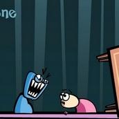 Игра Страшное чудовище