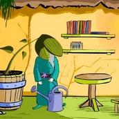 Игра Страшные растения