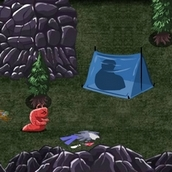 Игра Страшилка в лесном лагере