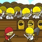 Битва на борту
