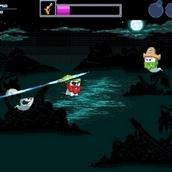 Игра Битва с пиратами призраками