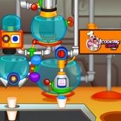Игра Конфетно-мороженая фабрика
