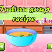 Игра Готовим индийский суп