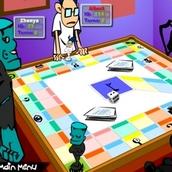 Игра Настольная бродилка с головоломками