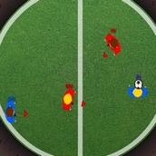 Игра Футбол без ворот