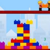 Игра Разрушители Лего блоков