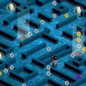 Игра Гарри Поттер собирает Лего блоки