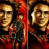 Игра Гарри Поттер: Найди отличия