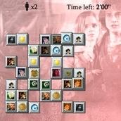 Игра Гарри Поттер: Маджонг