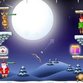 Игра Опасные новогодние игры