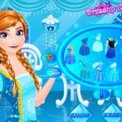Игра Салон красоты принцессы Анны