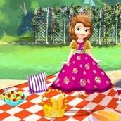 Игра Первый пикник принцессы Софии