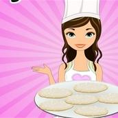 Игра Приготовь кокосовое печенье