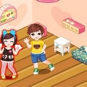 Игра Дизайн дома для влюбленных